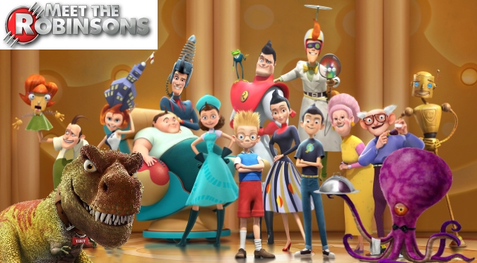 movie review meet the robinsons 2007 � kayments life blog